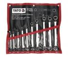Set chei inelare cu cot 6-27MM Yato YT-0250