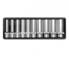 Trusa tubulare lungi 10 piese 1/2 YT-1261