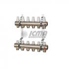 Distribuitor ICMA K005 1'' x 3/4'' - 8 cai