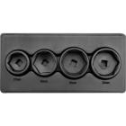 set chei tubulare pentru filtru de ulei Yato 4BUC 3/8 YT-0598