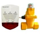 Detector cu electrovalva 3/4 la 12Vcc Pro-Detect