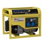 Generator de curent pe benzina 2600W, Stager GG 3500