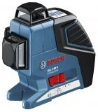 Nivela laser cu linii Bosch GLL 3-80 P 0601063300