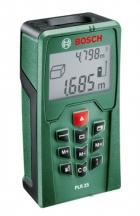 Telemetru laser Bosch PLR 25 0603016220