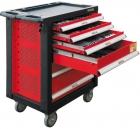 Dulap cu 6 sertare echipat cu scule Yato YT-5530 - 177 piese