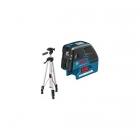 Nivela laser puncte linii si stativ Bosch GCL 25 + BS 150 0601066B01