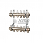 Distribuitor ICMA K005 1'' x 3/4'' - 3 cai