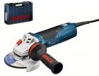 Polizor unghiular Bosch GWS 15-125 CI valiza plastic 0601795007