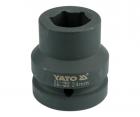 Cheie tubulara hex. de impact 3/4*24mm Yato YT-1180