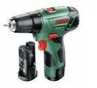 Surubelnita electrica Bosch PSR 10,8 LI-2 (2 batt.)+ PLI 10,8 LI 0603972924