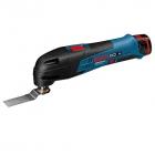 Multi-Cutter cu acumulator Bosch GOP 10,8 V-Li + L-BOXX 060185800G