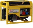Generator de curent benzina trifazat 5.8/6.3KW, Stager GG 7500-3