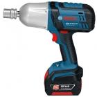 Surubelnita cu impact cu acc. Bosch GDS 18 V-LI HT  L-Boxx 06019B1303