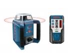 Nivela laser rotativa + receptor Bosch GRL 400 H 0601061800