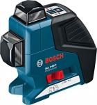 Nivela laser cu linii + stativ Bosch GLL 2-80 P + BS 150 0601063201