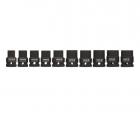 Set chei tubulare de impact 10-22mm 10buc YT-1025