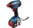 Surubelnita cu impact cu acumulator Bosch GDX 18 V-LI 06019B8104