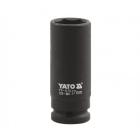 Cheie tubulara hex. de impactadanca 1X36mm Yato YT-1179